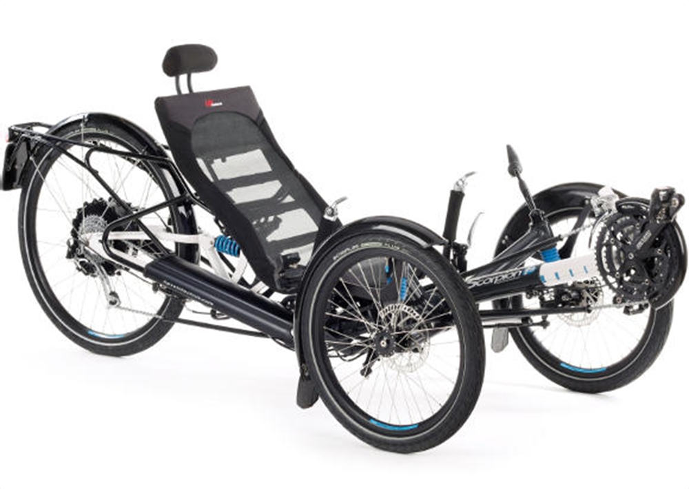 Hp Velotechnik Electric Trikes