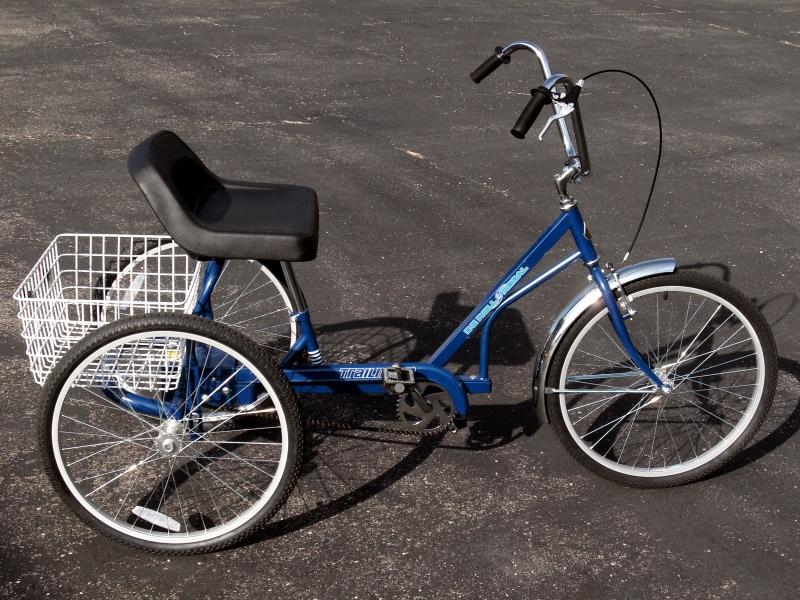 Trailmate Ez Roll Regal Trike Tricycle Adult Tricycle