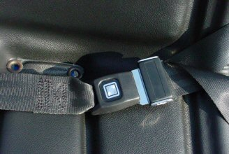 Worksman Seat Belt