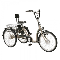 Comfort Electric Tricycle
