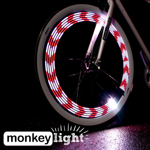 Monkeylight M210 Bike Wheel Light