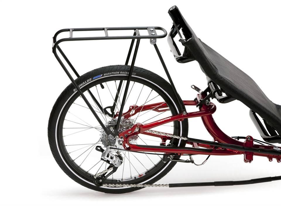 ICE Trike Rack For Rigid Frame Trikes No Suspension
