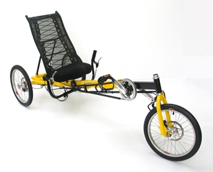 Greenspeed Anura Recumbent Trike