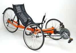 Greenspeed GT26 Recumbent Trike