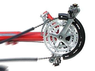HP Velotechink Chain Wheel Guard