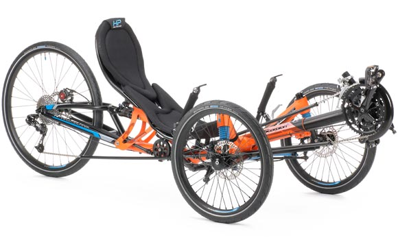 Recumbent Trikes and Adult Tricycles from Industrialbicycles com