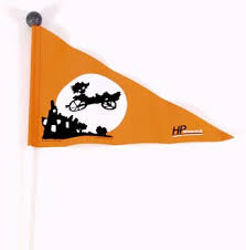 Hp Velotechnik Moonbiker Flag Hp Velotechnik Moonbiker Flag