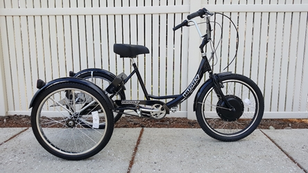 Husky T-124 Trike Electric