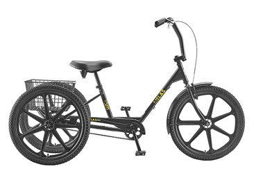 Sun Bicycle Atlas Transit Industrial Tricycle