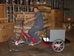 Worksman Streatch Mover Industrial Trike