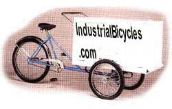 Delivery Tricycle SUD Industrial Tricycle