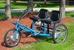 Worksman Team Dual Trike - TEAMDUALTRIKE