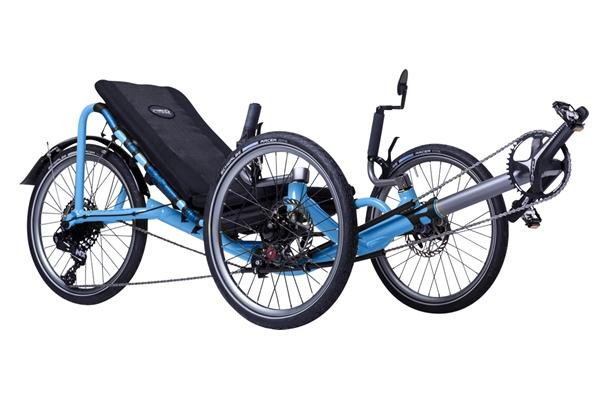 Recumbent Trikes, Recreational Trikes, Industrial Tricycles