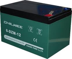 Lead Acid Battery Cell 12V 12Ah Cilwee