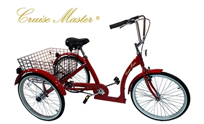 Cruise Master Tricycle Husky, Cruise Master, Recreational, Tricycle, Trike