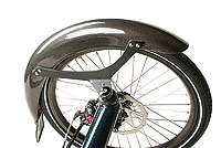 HP Velotechnik Scorpion FS 26 Mudguards Set of 3