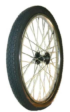 Husky T-124 Rear Wheel 24x2.125 Husky T-124 Rear Wheel 24x2.125
