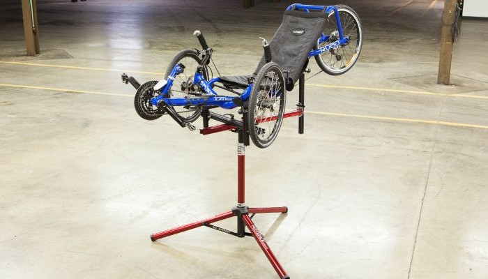 Trike Handcycle Work Stand - Commercial Model