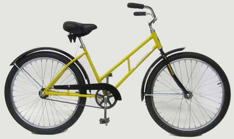 Worksman ING Industrial Bike