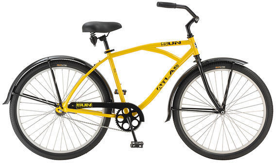 Sun Bicycles Atlas Industrial Bike Mens Sun Bicycle, Atlas, Mens, Industrial, Bike, Bicycle