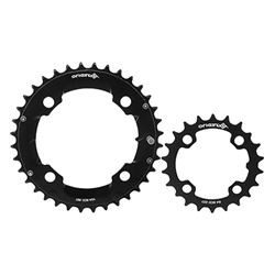 ORIGIN8 Thruster Chainring Sets 64/104mm 4-Bolt