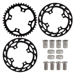 SUNLITE Double Guard Chainring