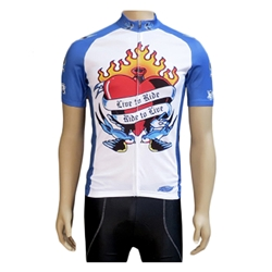 CLEAN MOTION Cycling Jersey