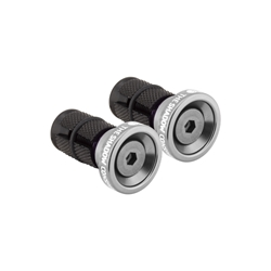 THE SHADOW CONSPIRACY Deadbolt Slim End Plugs