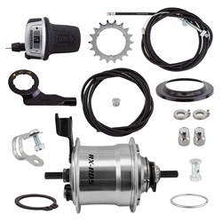 STURMEY ARCHER RXRD5 5sp Hub & Drum Brake Kit