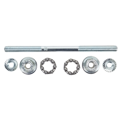 WALD PRODUCTS # 188 Front Axle Set