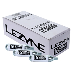 LEZYNE 16G Threaded Co2 Cartridge