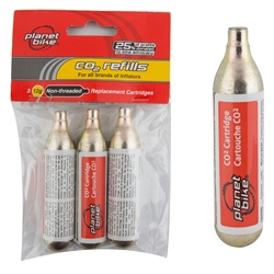 PLANET BIKE Threadless Co2 Cartridges