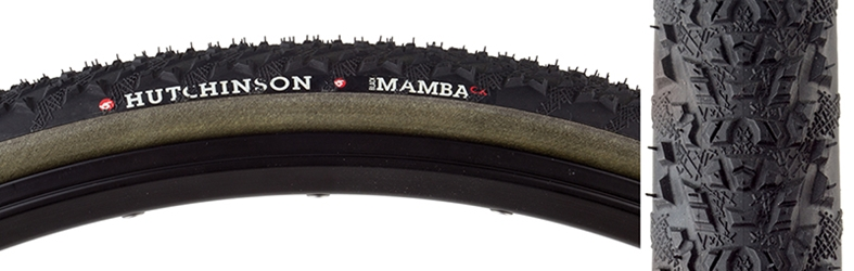 HUTCHINSON Black Mamba CX Tubular