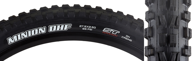 MAXXIS Minion DHF ST/2-PLY