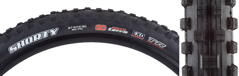 MAXXIS Shorty 3C/EXO/TR
