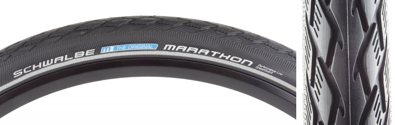 SCHWALBE Marathon Performance Twin GreenGuard