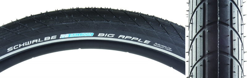 SCHWALBE Big Apple Perf Lite RG
