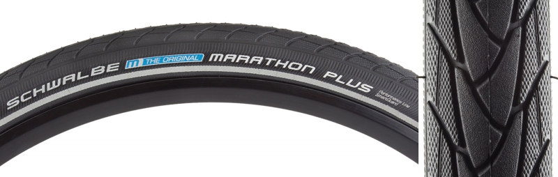 SCHWALBE Marathon Plus Performance Twin SmartGuard