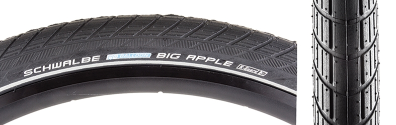 SCHWALBE Big Apple K-Guard