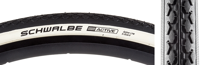 SCHWALBE Classic HS-159 Active Twin