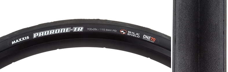 MAXXIS Padrone TR DC/SS/One70