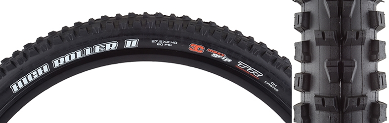 MAXXIS High Roller II SC/TR/DH/2PLY