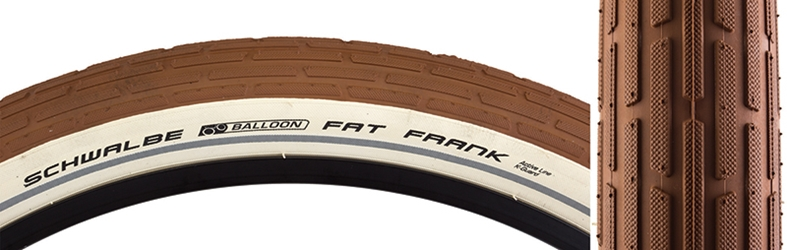 SCHWALBE Fat Frank K-Guard