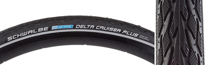 SCHWALBE Delta Cruiser Plus