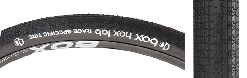 BOX COMPONENTS Hex Lab Race Tires