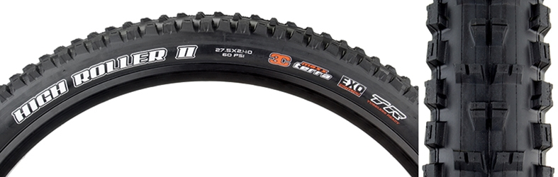 MAXXIS High Roller II EXO/TR