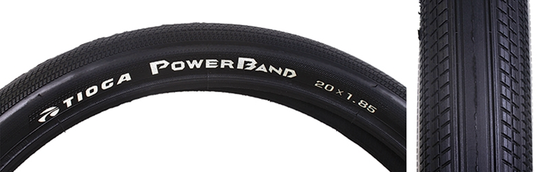 TIOGA PowerBand