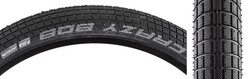 SCHWALBE Crazy Bob Performance