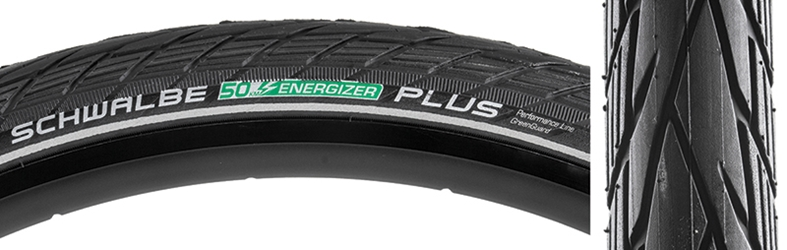 SCHWALBE Energizer Plus Perf Twin GG