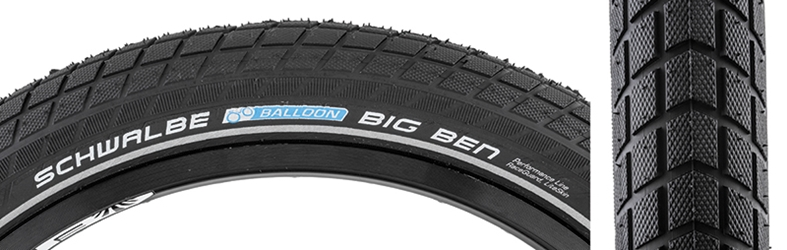 SCHWALBE Big Ben K-Guard